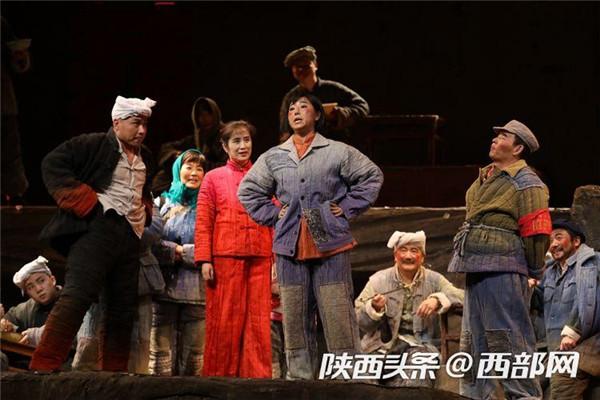 话剧《平凡的世界》登上舞台 拉开全国百场巡演大幕