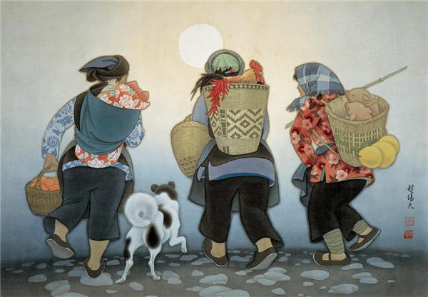 朱理存中国画作品网上展厅