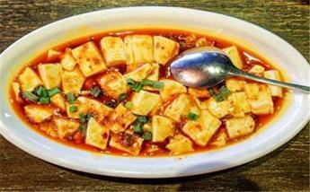 麻婆豆腐的味道如何麻辣的味觉享受