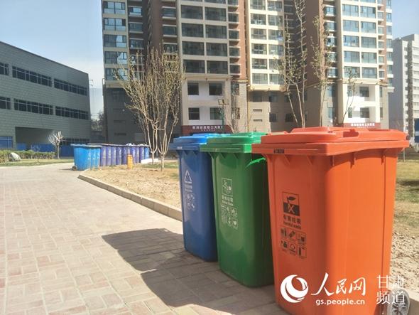 甘肃兰州破题解难稳推垃圾分类工作