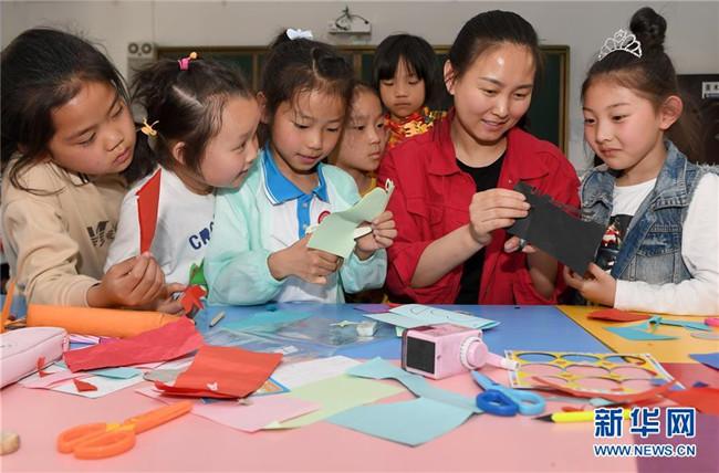 陕西延安:多彩社团丰富校园生活