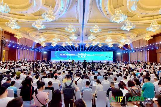 首届全国农业科技成果转化大会在成都开幕