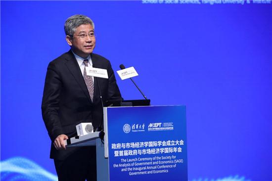 """白重恩:""""特惠模式""""对中国经济发展起到特殊作用"""