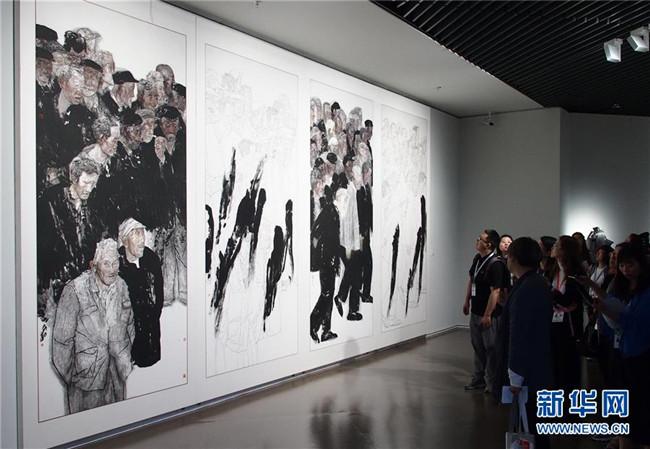 <strong>第十二届中国艺术节三大国家级展览在沪开幕</strong>