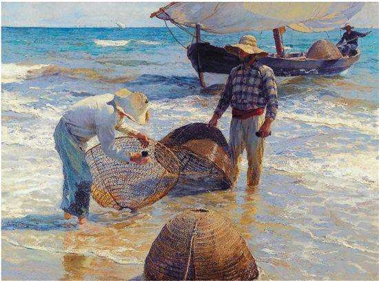 19世纪传统绘画的新秀:萨金特、索罗亚与佐恩