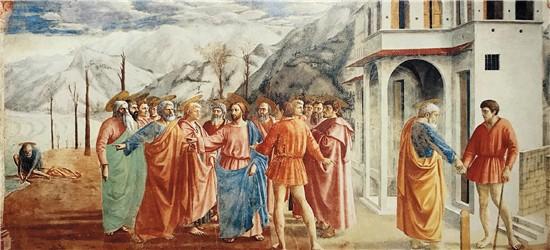 文艺复兴绘画中的人文情感表达