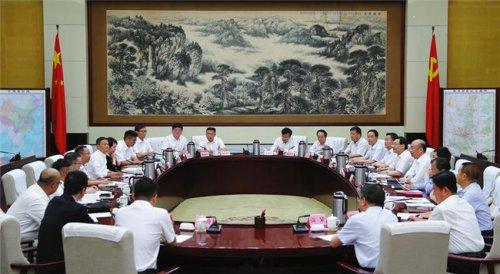 陕西与阿里巴巴集团举行座谈会