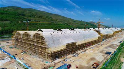 青海丝绸之路国际物流城全面建设