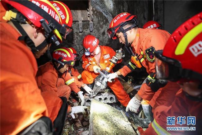 应急管理部:四川长宁地震已有13人遇难 199人受伤