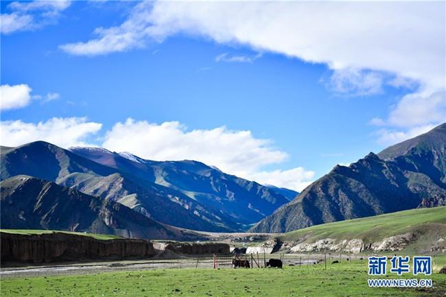 叶青村上看长江――青海一个小村庄的环保观察