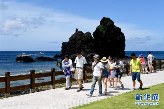 旅游旺季来临 台湾业者各展身手引游客