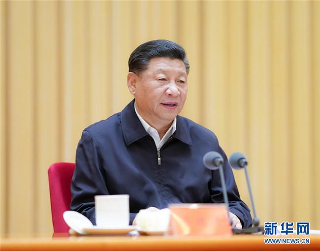 习近平:全面提高中央和国家机关党的