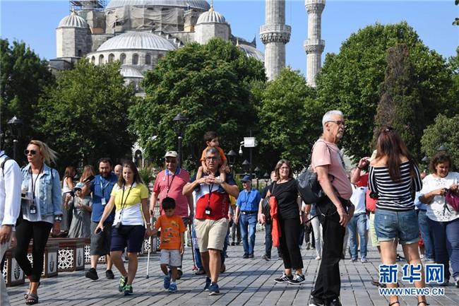 土耳其伊斯坦布尔外国游客数量创新高