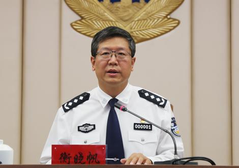 全国公安厅局长访谈:内蒙古筑牢北疆屏障