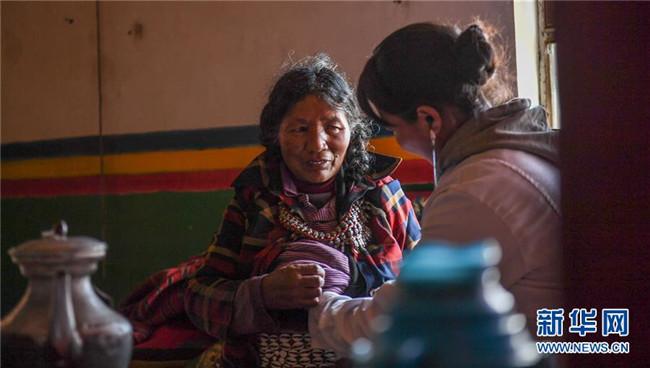 嘎宗卓玛:多玛乡的健康守护天使