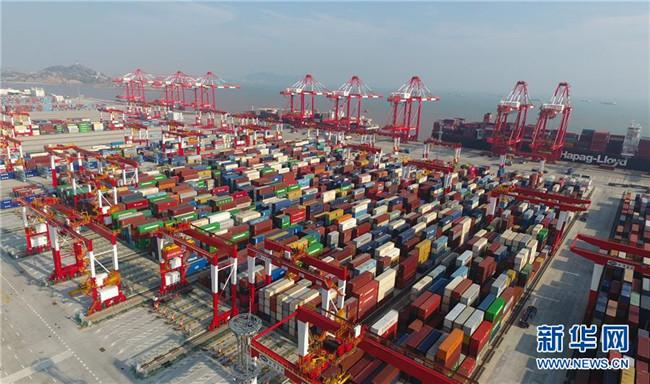 开放新步伐 创新加速度――上海自贸试验区临港新片区