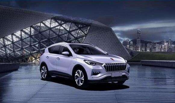 红旗首款纯电动SUV上市 在售车型6款
