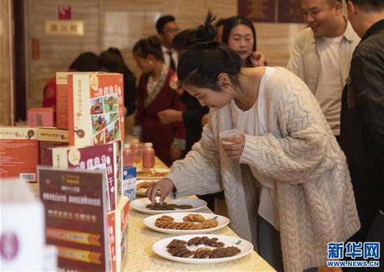 (专发新华网西藏频道)西藏:青稞精深加工产业助力脱贫攻坚(5)