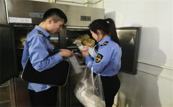 榆林市市场监督管理局加强秋季学校食品安全监管工作