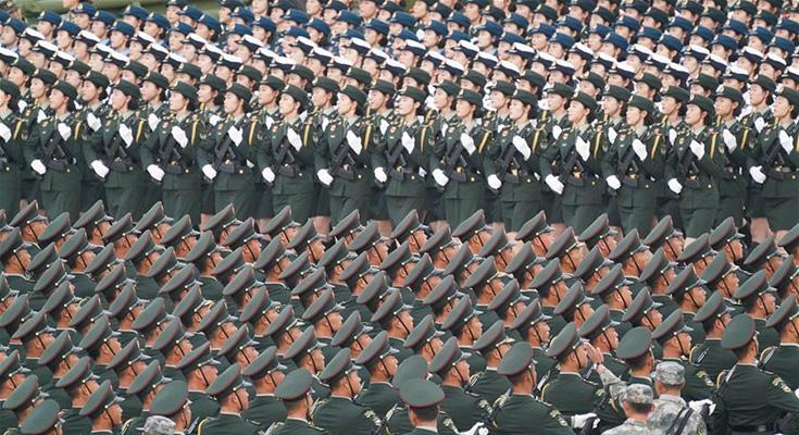 庆祝新中国成立70周年阅兵准备工作进展顺利