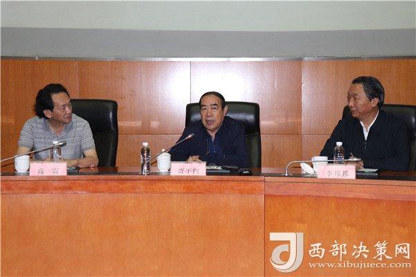 <strong>长篇小说《汉京城》研讨会在西安召开</strong>