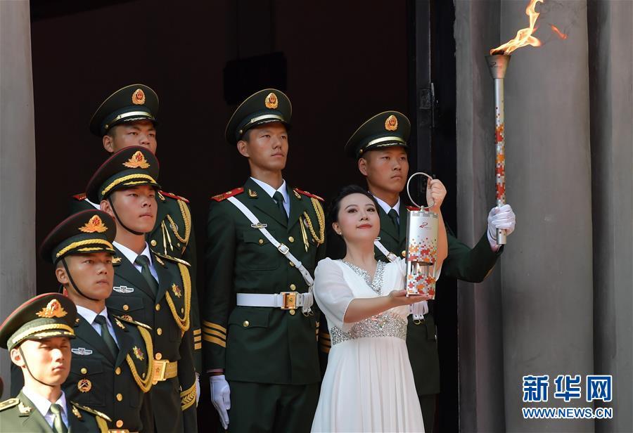 (新华全媒头条・图文互动)(8)强军健体铸和平――新中国军事体育事业发展纪实