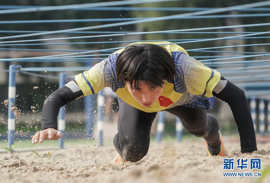 (新华全媒头条・图文互动)(6)强军健体铸和平――新中国军事体育事业发展纪实