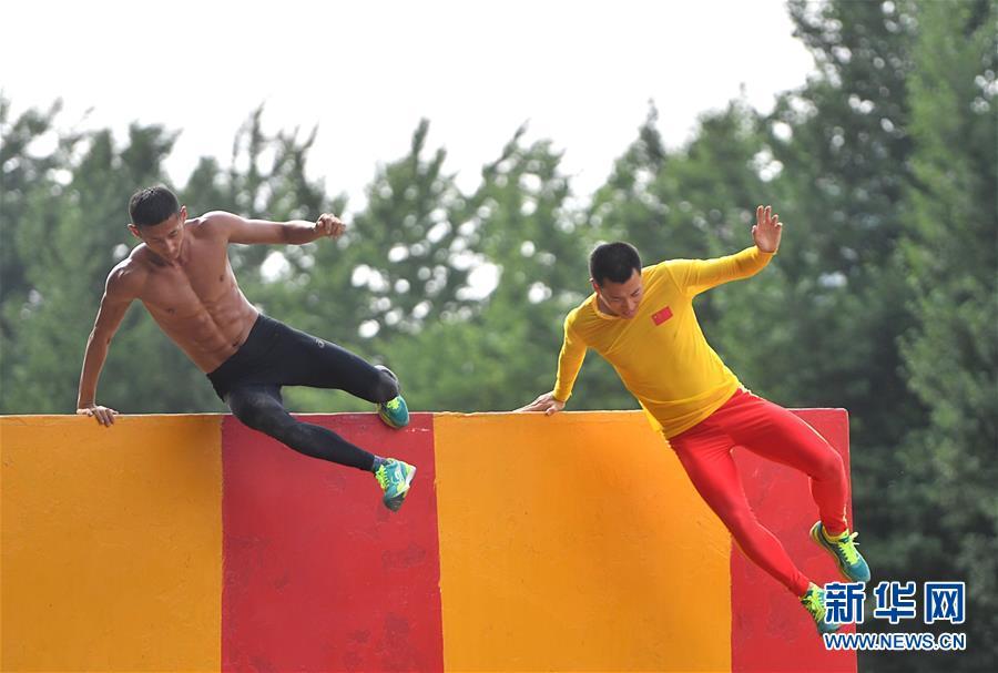 (新华全媒头条・图文互动)(7)强军健体铸和平――新中国军事体育事业发展纪实