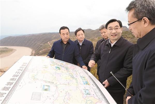 切实加强生态保护和环境治理 推进陕西省黄河流域高质