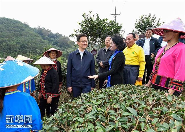 韩正:推动经济高质量发展 加快建设美好新海南