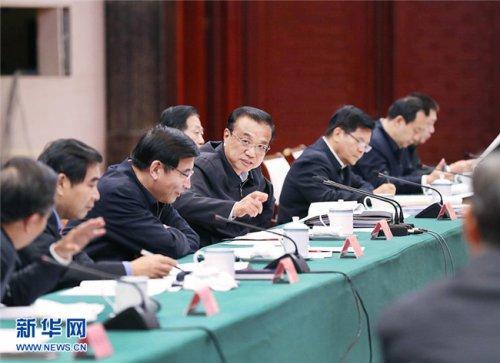 李克强:保持经济平稳运行推动民生不断改善