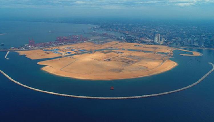 五年我们为斯里兰卡造出一片新土地―科伦坡港口城人的