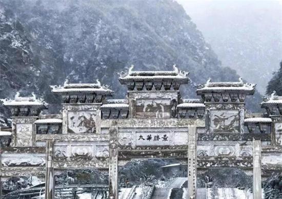 【冬日攻略】华山12月至次年3月全山飘雪,2月前为最旺