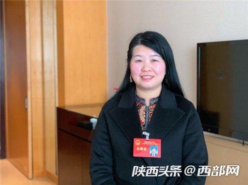 赵小娟:通过政府引导提高果业质量和