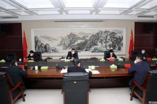渭南市:责任再压实 工作再精细 行动再迅速
