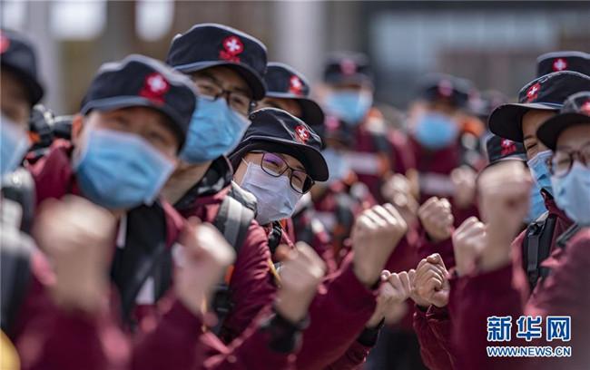 不负所托 不获全胜不收兵――云南对口支援咸宁市抗击