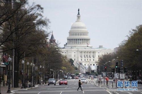 美众议院通过2万亿美元财政刺激计划