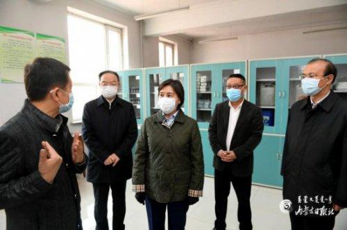 布小林:落实落细各项疫情防控措施 确保开学复课万无