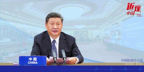 """全球战疫,习近平展现中国的""""同理心"""""""