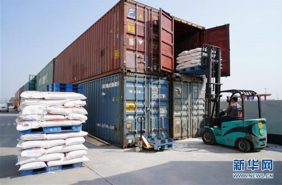 (聚焦疫情防控)(4)西安:粮油生产充足及时