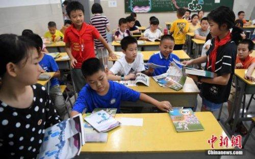 教育部:95.3%的县市区实现义务教育基本均衡发展