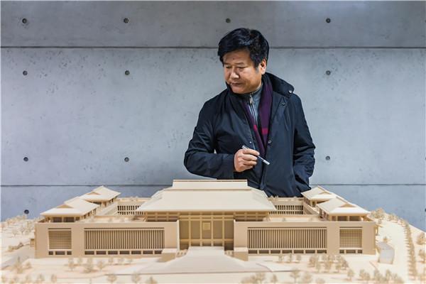 愿邀风云共年华――记第八批全国工程勘察设计大师、中国建筑西