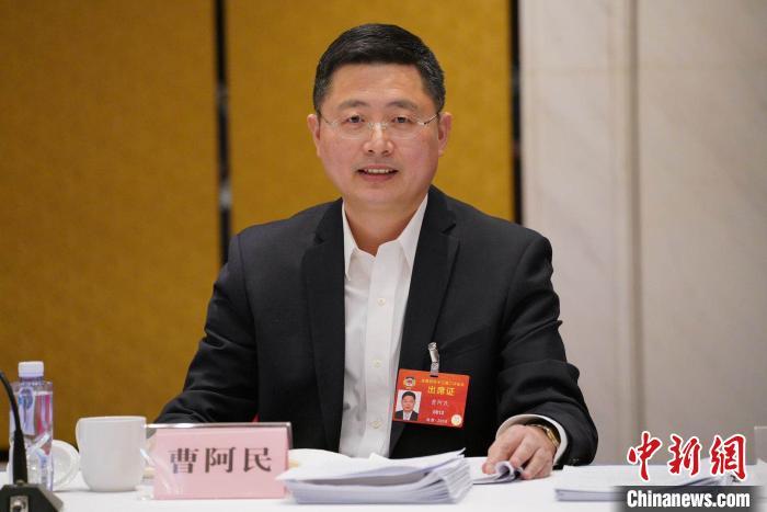 全国政协委员曹阿民:让每一位老人过有尊严的生活