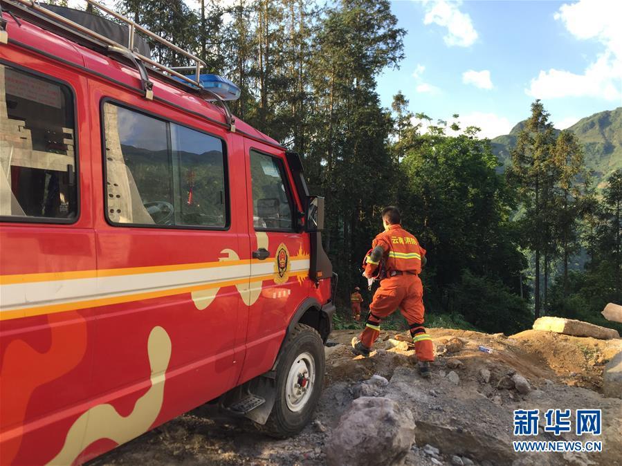 (突发事件后续)(1)云南巧家5.0级地震已致4死24伤 各方紧急展开救援