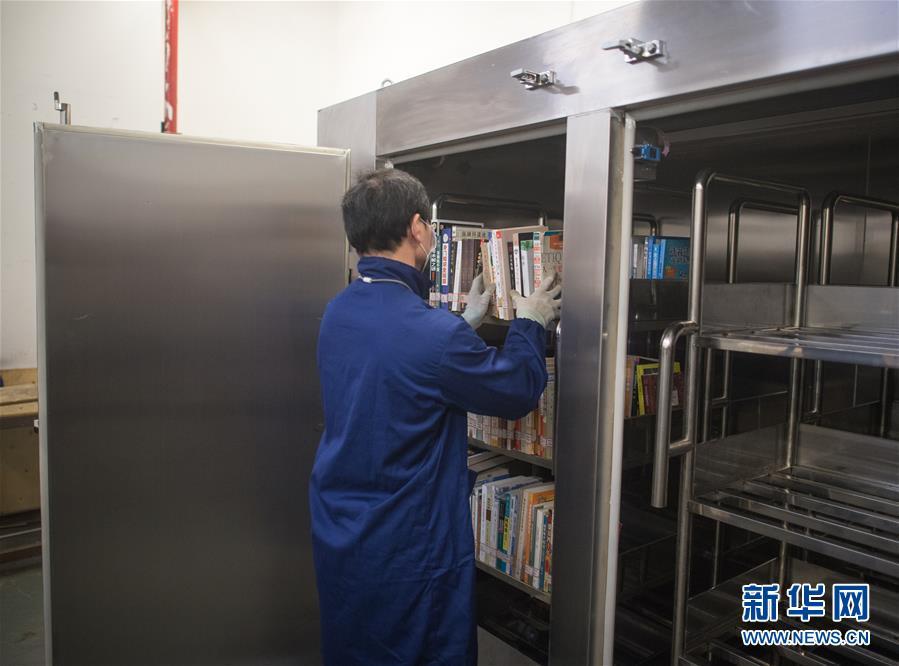 (聚焦疫情防控)(8)湖北:五家省级公共文化场馆有序恢复开放