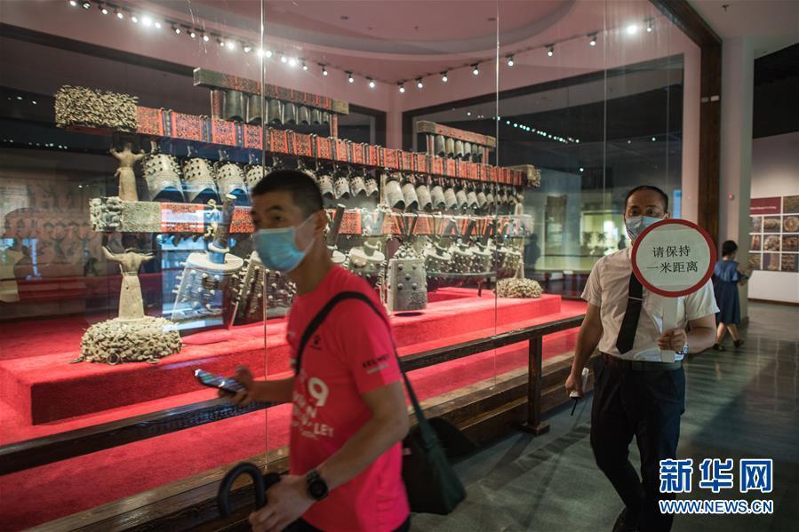 (聚焦疫情防控)(3)湖北:五家省级公共文化场馆有序恢复开放