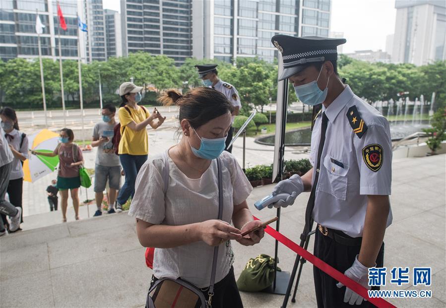 (聚焦疫情防控)(1)湖北:五家省级公共文化场馆有序恢复开放