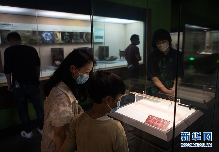 (聚焦疫情防控)(4)湖北:五家省级公共文化场馆有序恢复开放