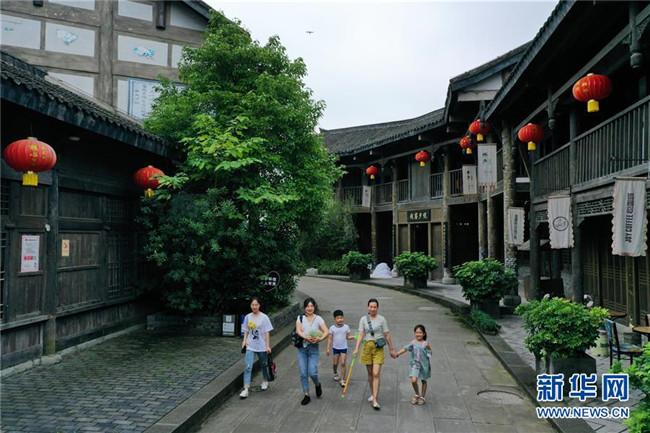 重庆:古镇焕新生