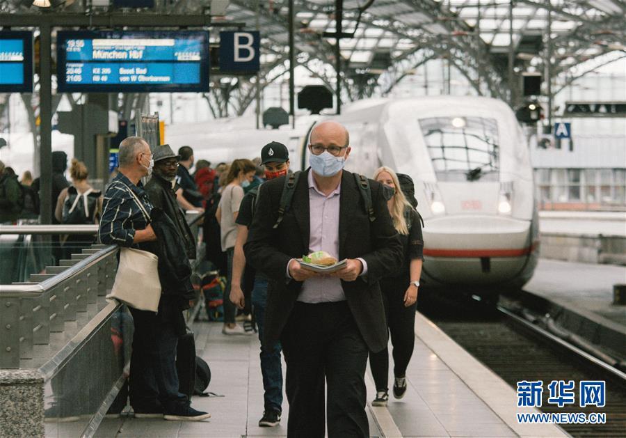 (国际疫情)(4)德国新冠确诊病例累计超20万例